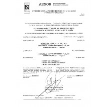 Spain Quality Certificate