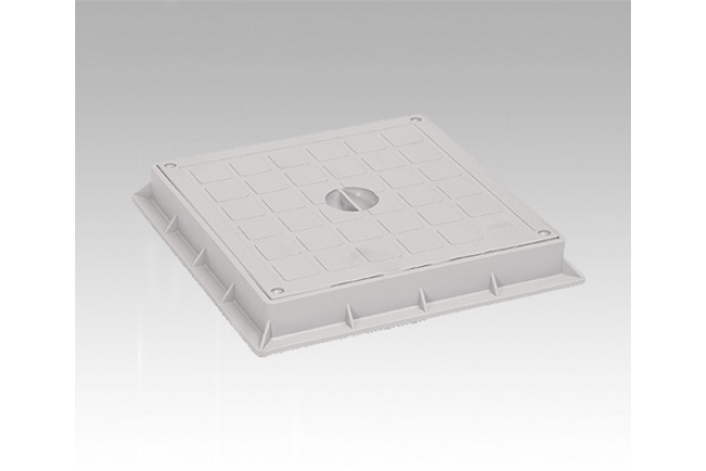 30X30X4 THERMOPLASTIC UNDERGROUND JUNCTION BOXES & MANHOLE COVERS